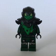 Lego Ninjago Possessed Lloyd Minifigure (njo154) Evil Green Ninja GENUINE RARE