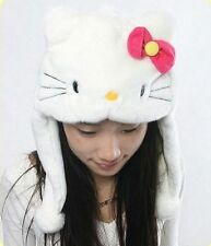 hello kitty animal hats Funny Animal Mascot Party Costume Adult Hat.Hello Kitty
