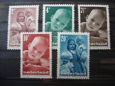 Nederland  495-499 KINDERZEGELS 1947 luxe postfris/mnh