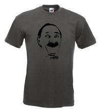 Ben Turpin T Shirt Laurel Hardy Charlie Chaplin Mack Sennett Keystone Cops NEW