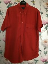 Ted Baker Men's Short Sleeved Shirt Size 3 Would Fit Chest 44 Inches
