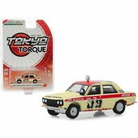 Datsun 510 Unrestored BRE Baja 1969, Scale 1:64 by Greenlight