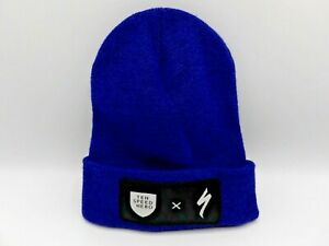 TenSpeed Hero X Specialized Cycling Burnout Beanie Blue