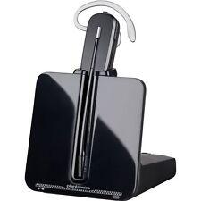 Plantronics Cs540 Convertible Wireless DECT Office Headset System W/ Hl10 Lifter