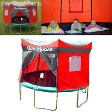 Trampoline Club House Multicolor 15 Tent Cover Outdoor Toy Structure Play Kid