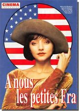 Cut de presse Clipping 1995 - Has us the small Françaises - ( 2 page)