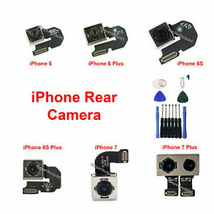 OEM SPEC Back Rear Main Camera Module Flex Cable For iPhone 6 6 Plus 6S Plus 7