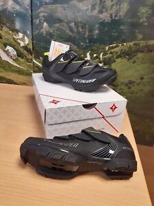 Specialized Riata Women's MTB cycling shoe. Black. Size EU 40