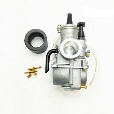 24mm Carburetor Carb For Keihin KOSO OKO PWK 24 Dirt Pit Bike ATV Go Kart Quad