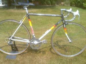 racing bike dawes elite reynolds 531 vintage racing road bike