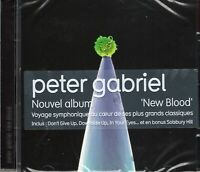 Peter Gabriel - New Blood (2011 CD) New & Sealed