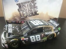 Dale Earnhardt Jr 2017 JUSTICE LEAGUE #88 1/24 NASCAR Monster Energy Cup