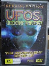 UFO'S THE BEST EVIDENCE -  DVD