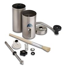 Continental Shift Manual Coffee Grinder Set - Ceramic Burr for a Precise Grind