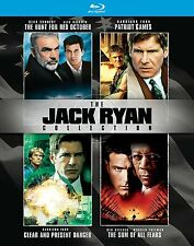 The Jack Ryan Collection (Blu Ray - Boxset)