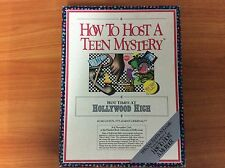 1993 Board Game - How to Host a Teen Mystery