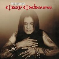 "OZZY OSBOURNE ""THE ESSENTIAL"" 2 CD NEUWARE!!!!!!!!!!"
