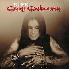 """OZZY OSBOURNE """"THE ESSENTIAL"""" 2 CD NEUWARE!!!!!!!!!!"""