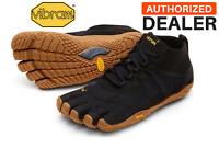 🔥VIBRAM FiveFingers V-TREK Black Gum Men's Shoes 40-47EU V Trek 8-12US NEW!!!