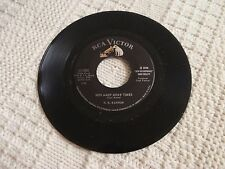 H B BARNUM  HOW MANY MORE TIMES/BABY BABY BABY ALL THE TIME RCA 7960 M-