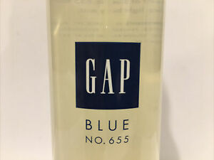 1 Gap Blue No. 655 For Her Fragrance Body HER 7 oz / 210 ml FREE SHIPPING! NEW!