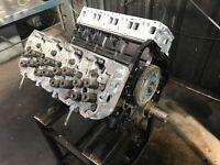 6.6 CHEVY DURAMAX REMANUFACTURED DIESEL LONG BLOCK ENGINE