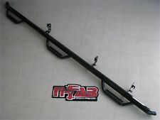 N-Fab T0798CC-6-TX Wheel To Wheel Nerf Step Bar w/Bed Access Fits 07-19 Tundra