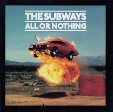 THE SUBWAYS : ALL OR NOTHING / CD - TOP-ZUSTAND