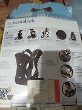 Infantino flip front2back Babyträger Bauch / Rückentrage 3 in 1