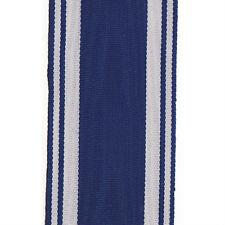 Ribbon Nastro per Medaglia al Valor di Marina Regno Repubblica Italiana 1GM 2GM