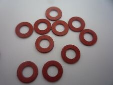 Pack of 30 ASSORTED (Mixed)  M3 M4 M5 FIBRE WASHERS