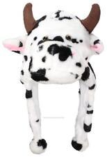 Best Winter Hats Adult Teen Animal Character Ear Flap Hat Cap  728 Cow 348d4768774e