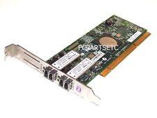 Emulex High Profile PCIx Dual Fibre Channel Card LP1102  FC1110407