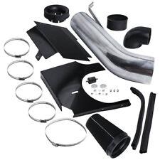 "Air Intake System 4"" + Heat Shield For GMC/Chevy V8 4.8L/5.3L/6.0L 1999-2006"