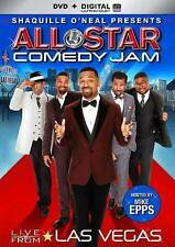 Shaquille ONeal Presents: All Star Comedy Jam - Live from Las Vegas (DVD, 2014)