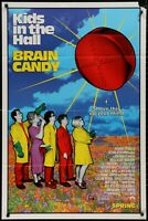 Kids in the Hall Brain Candy  1996  ORIGINAL 1 SHEET MOVIE POSTER 27 x 41