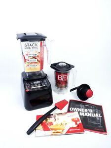 ✨ Blendtec 650 Blender with Twister Jar - Black RRP £600 ✨