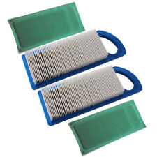2PCS Air Filter Pre-Filter For Briggs & Stratton 4211 4214 5077H 5077K 697634