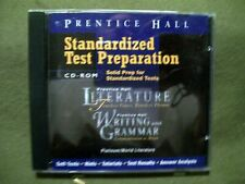 Prentice Hall Grade 10 Platinum Level Standardized Test Preparation CD-ROM