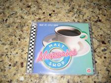 Time Life Malt Shop Memories: Wake Up Little Susie 2 Cd Set. Like New!