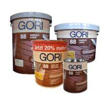 GORI 88 COMPACT LASUR GEL Holzschutzlasur Holzfarbe ••Farbe wählbar••