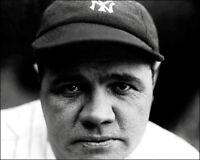 1927 Babe Ruth Photo 8X10 - New York Yankees B&W  Buy Any 2 Get 1 Free