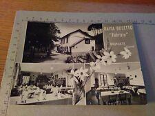 145175 bella cartolina dI BAITA BOLETTO FABRIZIO BRUNATE COMO