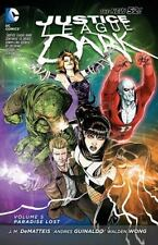 Justice League Dark Vol. 5 by Len Wein and J. M. DeMatteis (2015, Paperback)