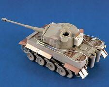 Verlinden 1/35 Tiger I German Heavy Tank WWII Detail Set [Resin with PE] 1177