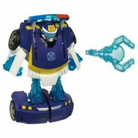 Transformers Playskool Heroes Rescue Bots Energize Chase The Police-Bot Action