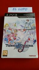 TALES OF GRACES DAY ONE EDITION NEUF SOUS BLISTER VERSION FRANCAISE