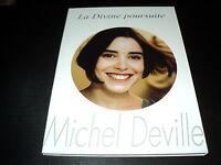 """DVD DIGIPACK NEUF """"LA DIVINE POURSUITE"""" Elodie BOUCHEZ, Antoine DE CAUNES"""