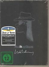 "Udo Lindenberg ""Panikoptikum"" 2CD + DVD sound+vision Deluxe Box sealed"