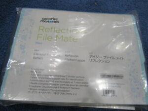 "Creative Memories Reflections Mini File Mate Photo Organizer (7.5"" x 5.5"")"